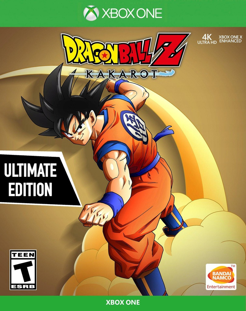 Dragon Ball Z Kakarot Dlc Xbox One 1 8866503867 Oficjalne Archiwum Allegro