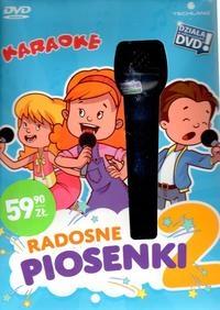 Karaoke Radosne Piosenki 2 + Mikrofon