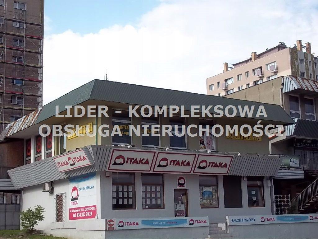 Komercyjne, Częstochowa, Tysiąclecie, 65 m²