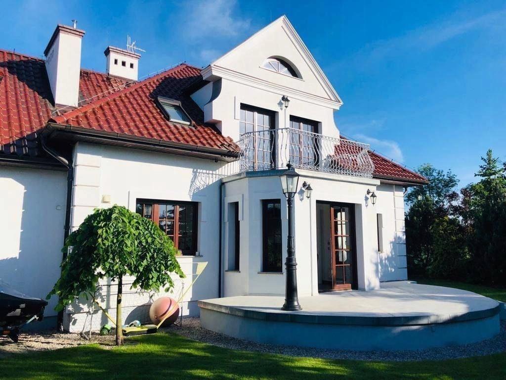 Dom Mokronos Gorny Wroclawski 206 90 M 8387264295 Oficjalne Archiwum Allegro