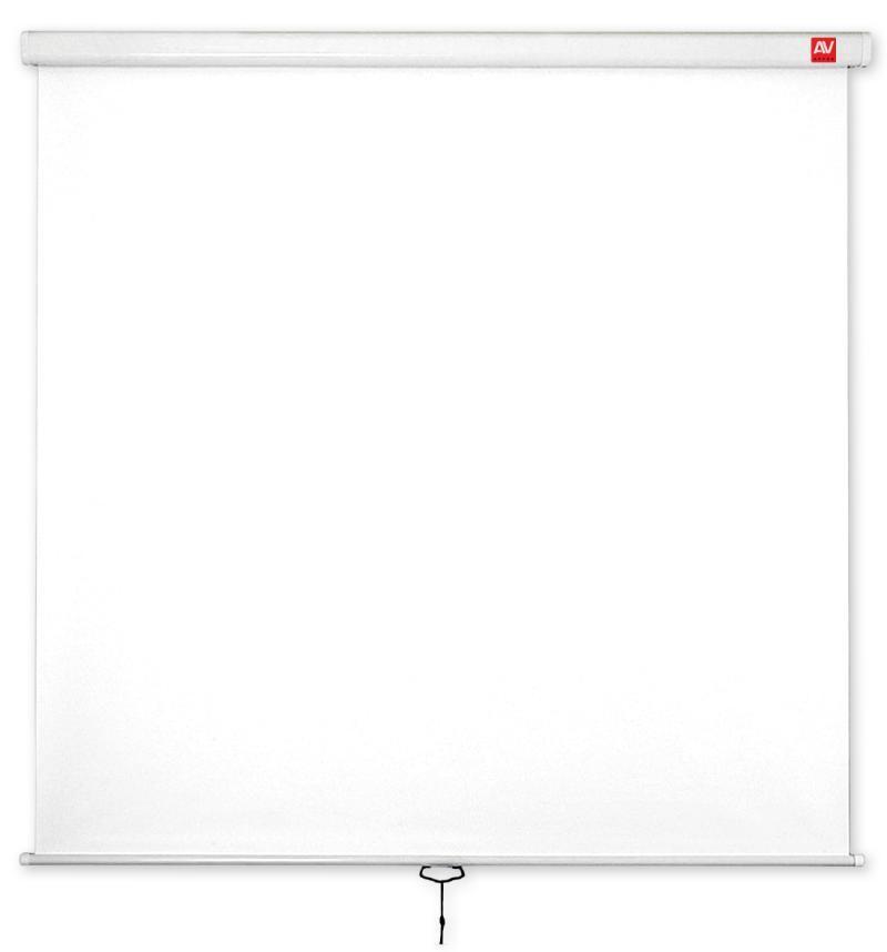 AVTek Ekran ścienny ręczny Wall Standard 200, 1:1,