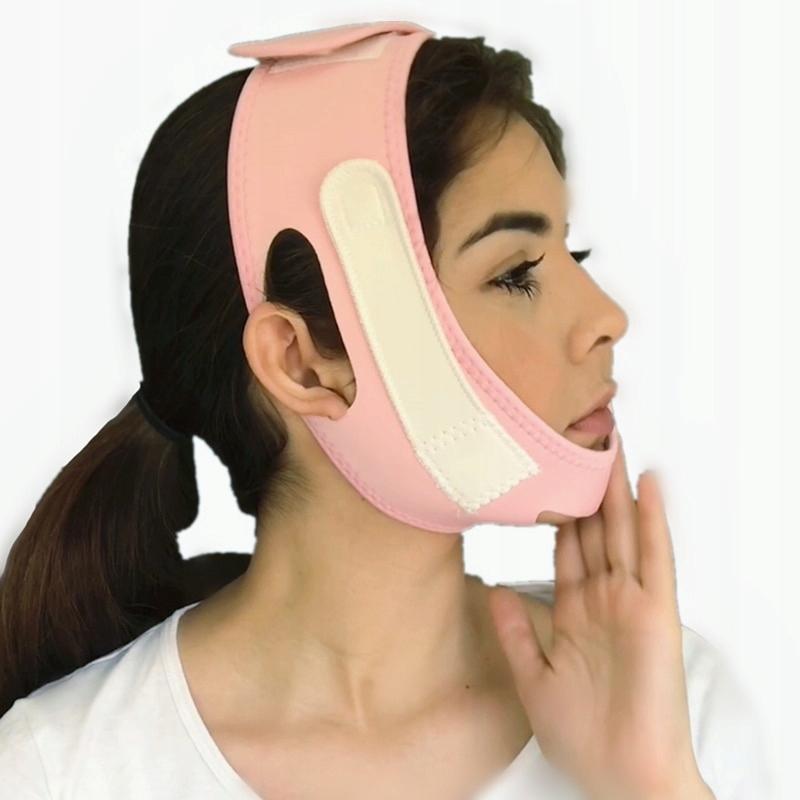 Pasek do podnoszenia twarzy dla kobiet paski do