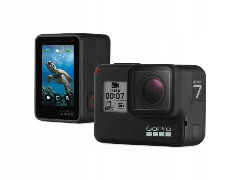 OUTLET Kamera GOPRO HERO7 Black CHDHX-701-RW