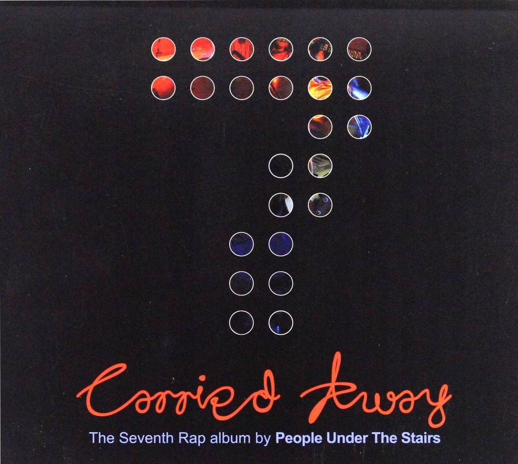 PEOPLE UNDER THE STAIRS: CARRIED AWAY [CD]