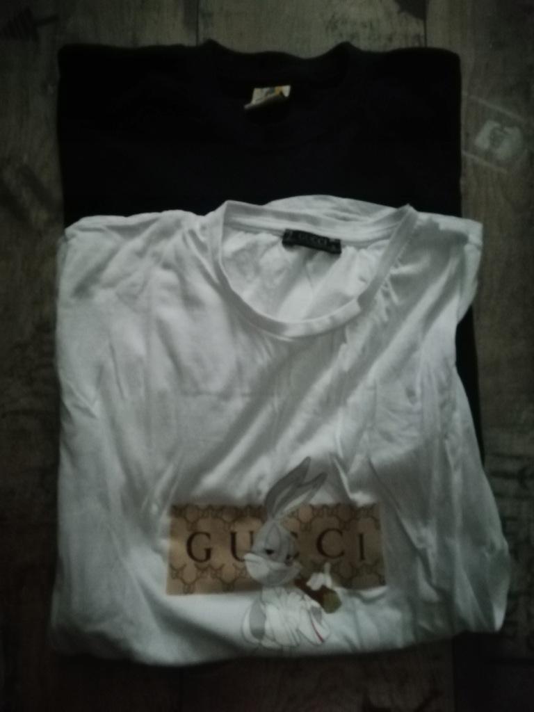 Dwie koszulki 152-158