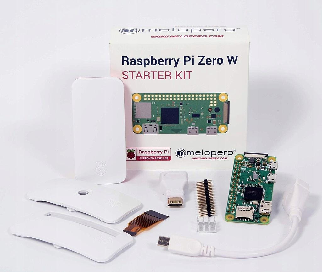 Zestaw startowy Raspberry Pi Zero W / STARTER KIT