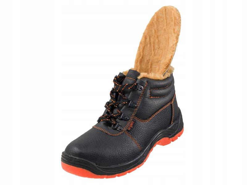 Buty robocze ocieplane URGENT 106OB 40 zimowe