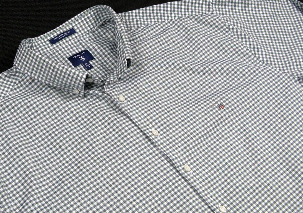 ** GANT **__3XL__Rewelacyjna, modna koszula