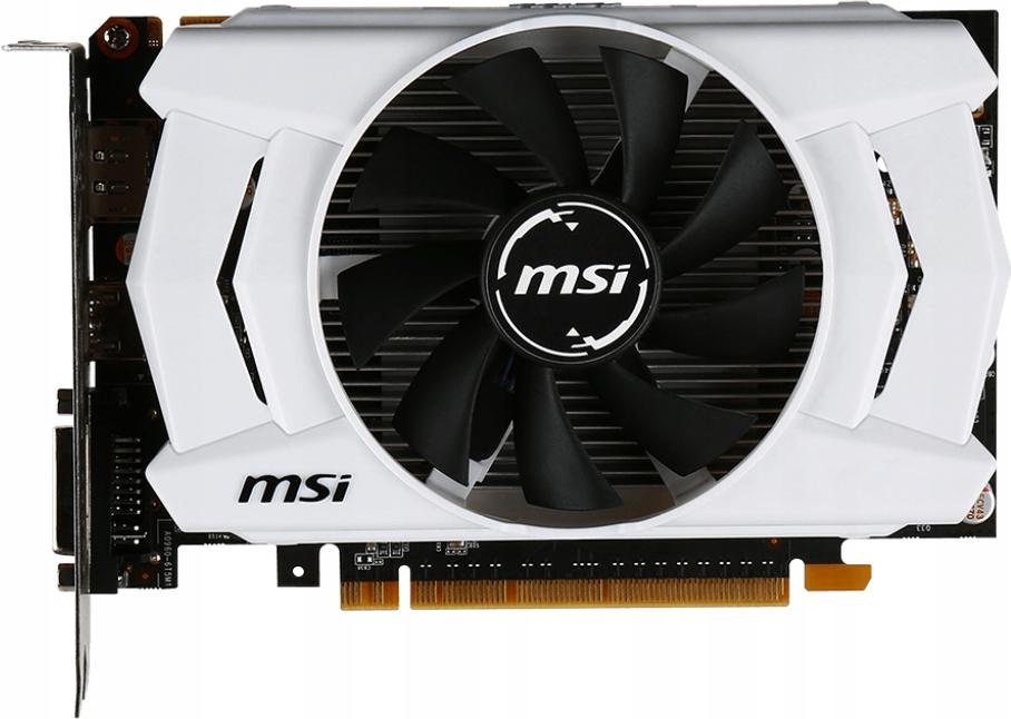 MSI GeForce GTX 950 OC V1 2GB