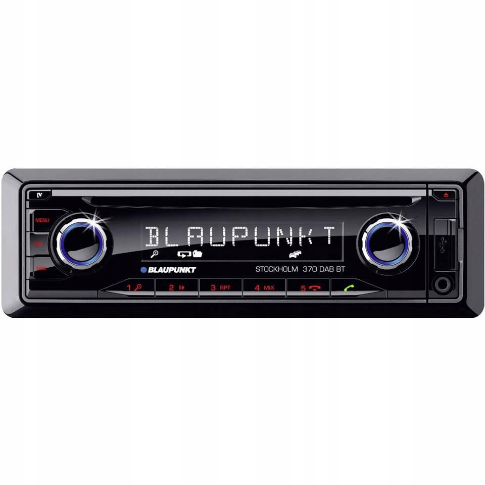 Radio Samochodowe Blaupunkt Stockholm 370dab 8849027870 Oficjalne Archiwum Allegro
