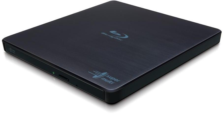Nagrywarka zewnętrzna Blu-ray HLDS BP55EB40 czarna