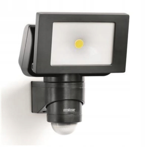 Projektor LED 20W 4000K 1760lm IP44 z czujnikiem r