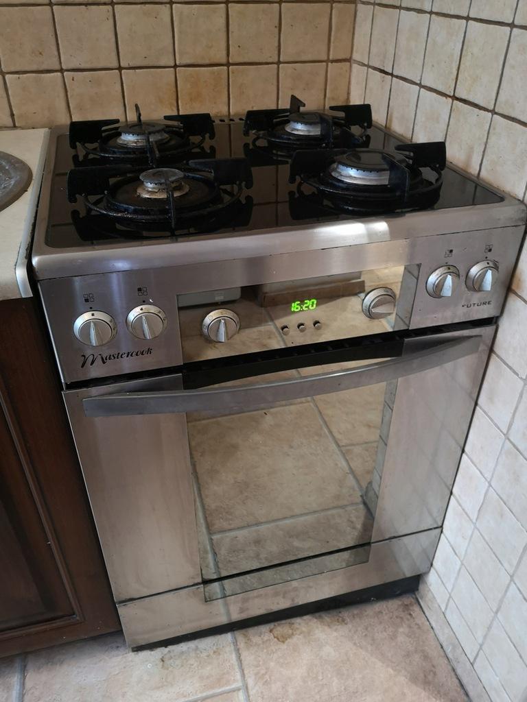 Kuchnia Gazowo Elektryczna Kge 7390x Fut 7904759873 Oficjalne Archiwum Allegro