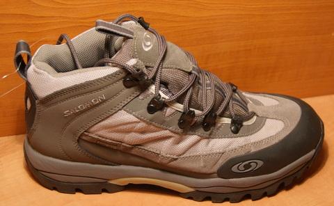 Turystyka Buty trekkingowe Salomon Expert Mid Hiking Boots