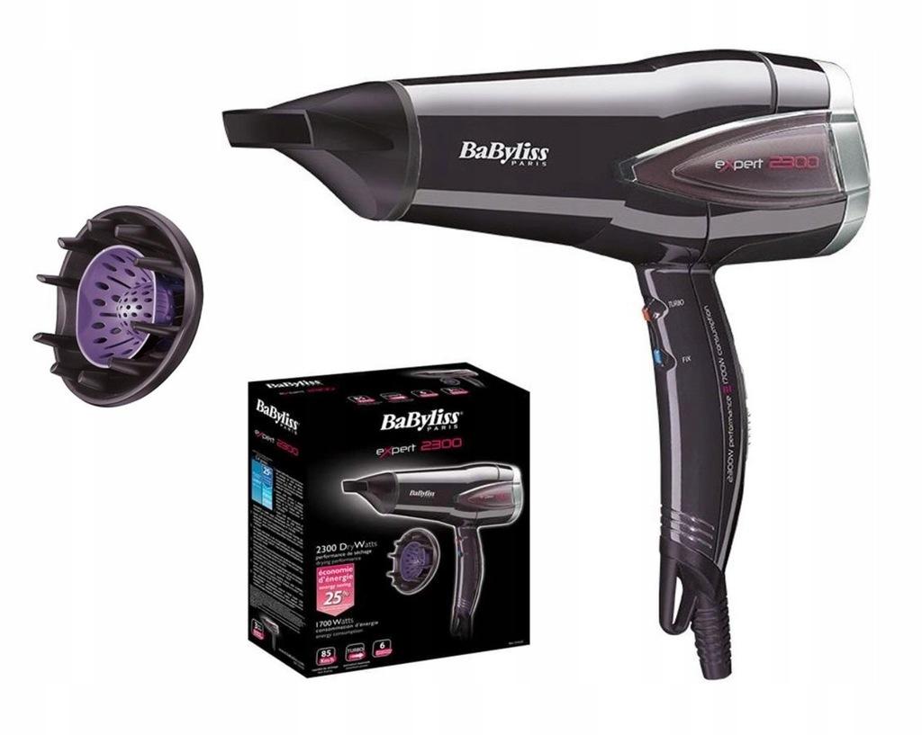 Suszarka do włosów BaByliss D362E Eco Expert 2300W
