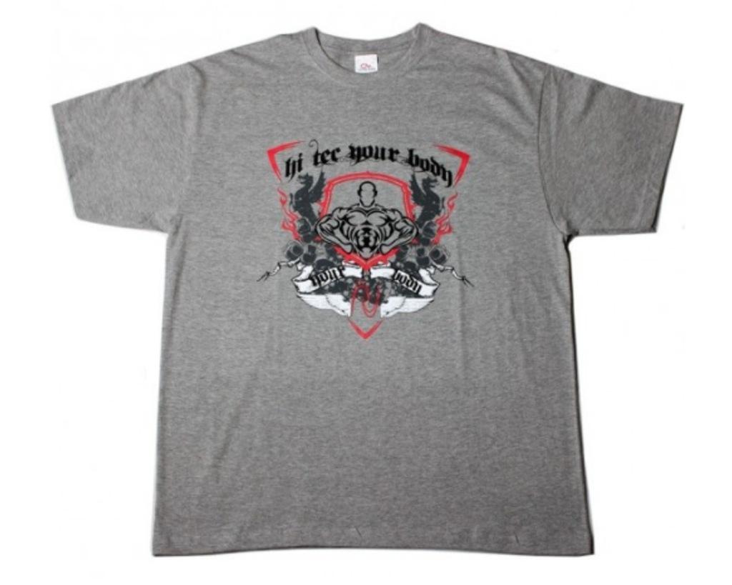 Hi Tec T-Shirt Your Body r. M KOSZULKA NA TRENING