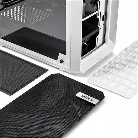 Fractal Design Meshify C White - TG FD-CA-MESH-C-W