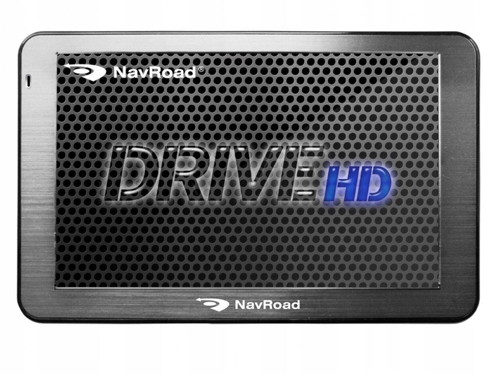 DRIVE HD Navigator FREE EU + AutoMapa PL na karcie
