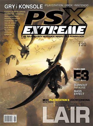 Magazyn PSX EXTREME 120 (sierpień 2007)