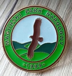 MAGURSKI PARK NARODOWY 1995
