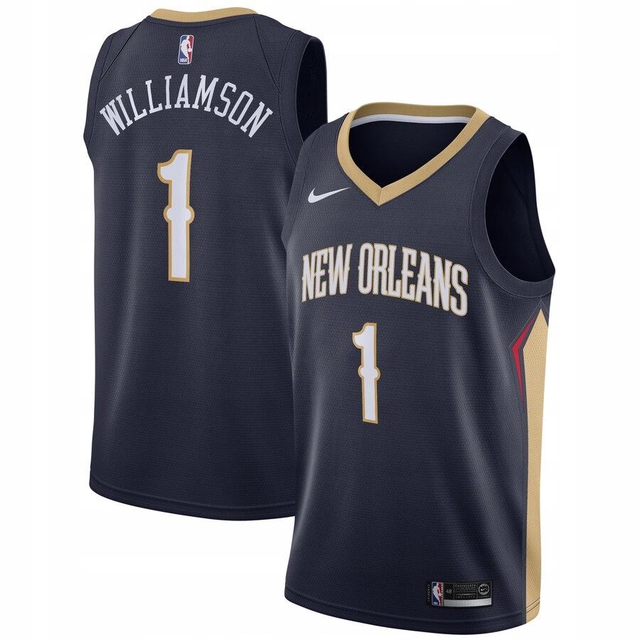 ZION WILLIAMSON NEW ORLEANS PELICANS NBA M od1zł
