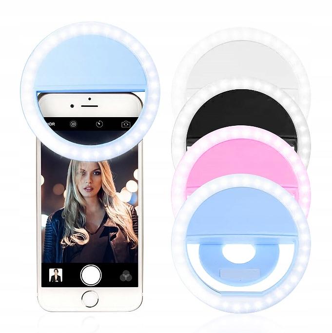 Lampa Selfie USB LED