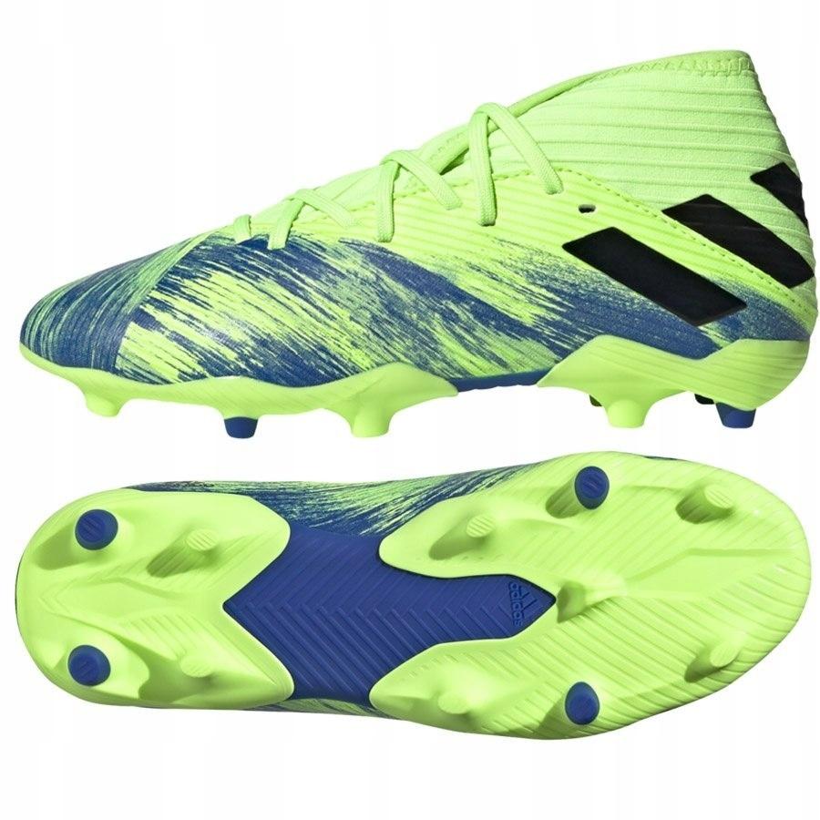 Buty Piłkarskie chłopięce adidas Nemziz korki 34