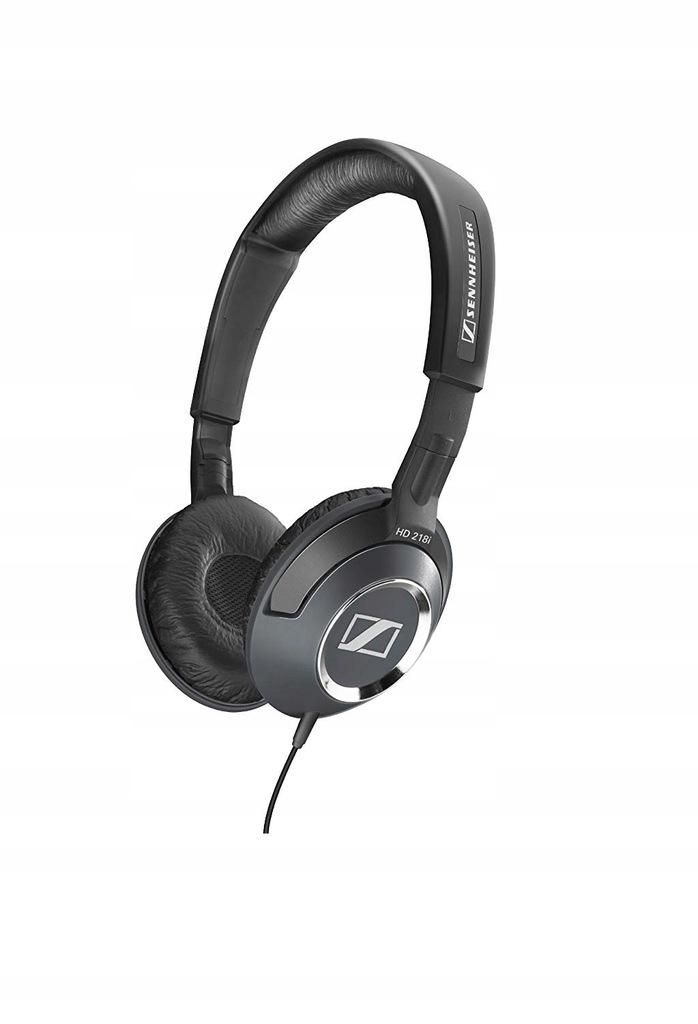 Słuchawki nauszne SENNHEISER HD 218i (U)