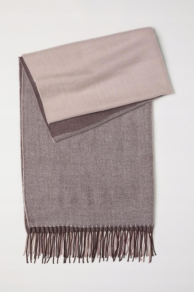 H&M Szalik tkaninowy 80 x 170
