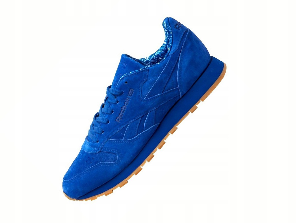 Reebok Męskie Buty Skórzane Classics Sneakers 42,5