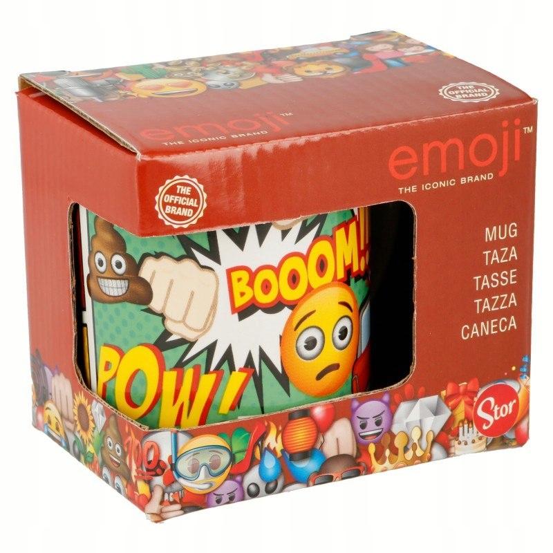 Emoji - Kubek ceramiczny w pudełku prezentowym 200