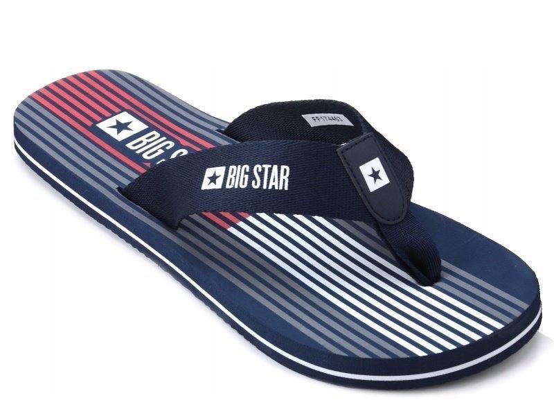 JAPONKI MĘSKIE BIG STAR FF174463 GRANATOWE 45