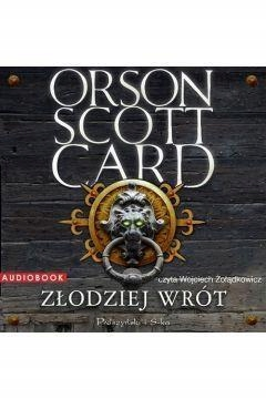 ZŁODZIEJ WRÓT AUDIOBOOK, CARD ORSON SCOTT