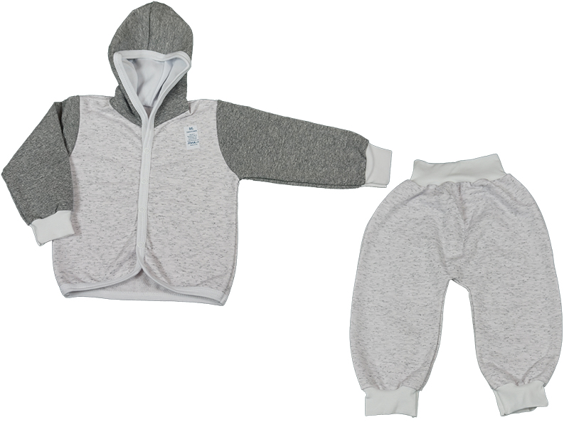 DRES dresik bewełna Komplet Bluza + Spodnie 98