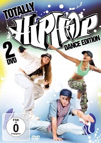 DVD Special Interest Totally Hip Hop - Dance..