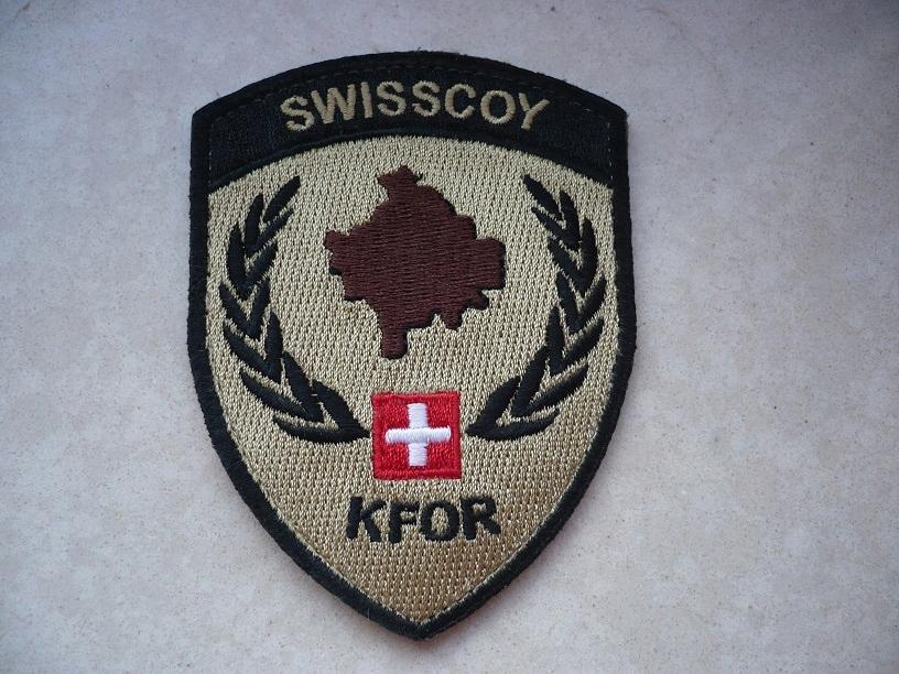 SZWAJCARSKI KONTYNGENT - KFOR KOSOWO