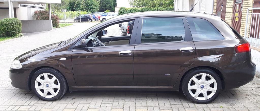 Fiat croma, krajowy, aut. przebieg, fabr. bez DPF
