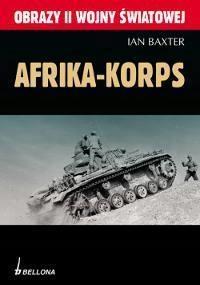 AFRIKA KORPS 1941-1943, IAN BAXTER