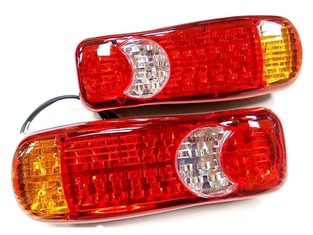 LAMPA TYLNA VW LT LED LEDOWA 12V KPL