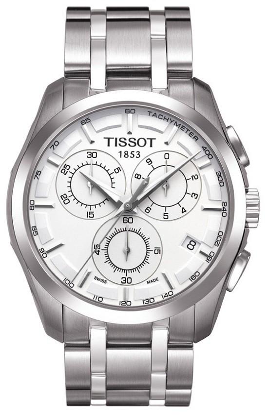Zegarek Tissot, T035.617.11.031.00, COUTURIER
