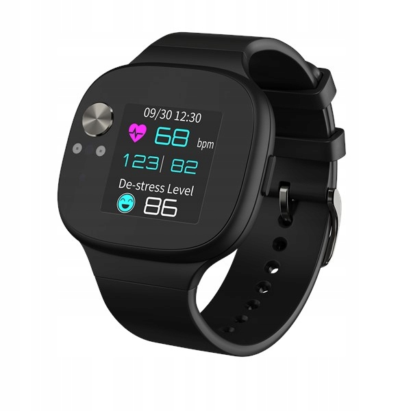 Smartwatch ASUS VivoWatch monitor zdrowia seniora