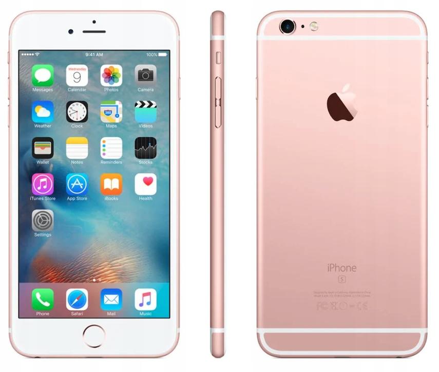 IPHONE 6S PLUS 32GB | ROSE GOLD | GWARANCJA