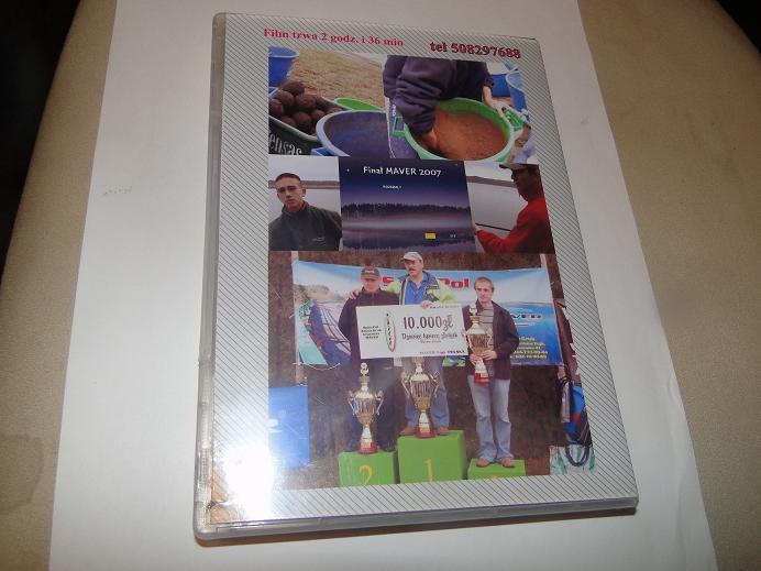 Orginalny film MAVER FINAŁ 2007