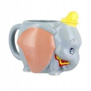 Kubek Ceramiczny 3d Dumbo Slon Slonik 330ml 8314544483 Oficjalne Archiwum Allegro