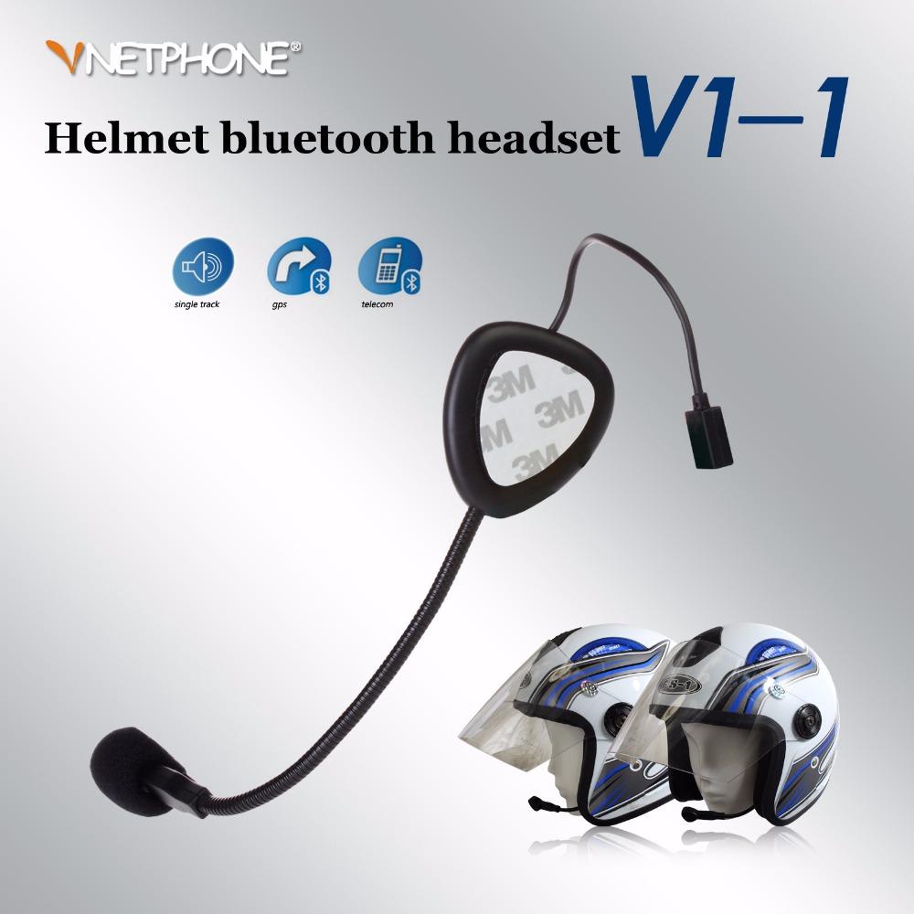 Vnetphone nowy! motocykl kask motocyklowy zestaw słuchawkowy