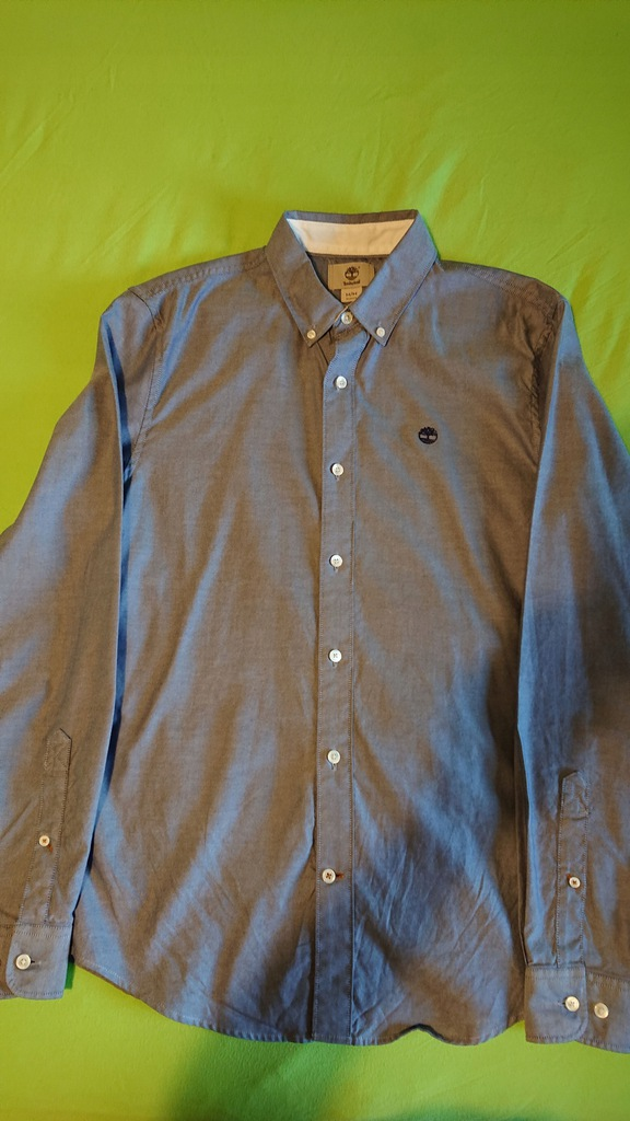 Koszula Timberland Ls rozmiar M