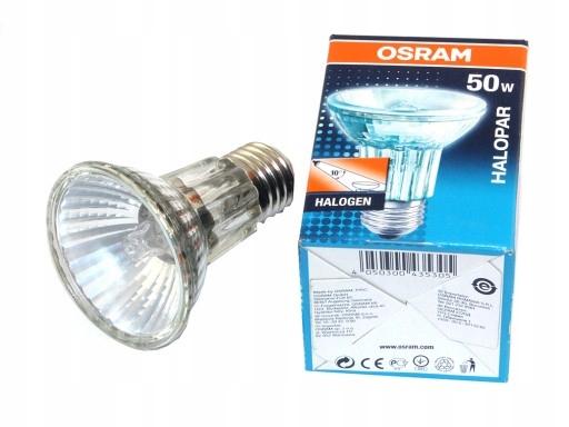 Osram Halopar 50 W - żarówka halogenowa