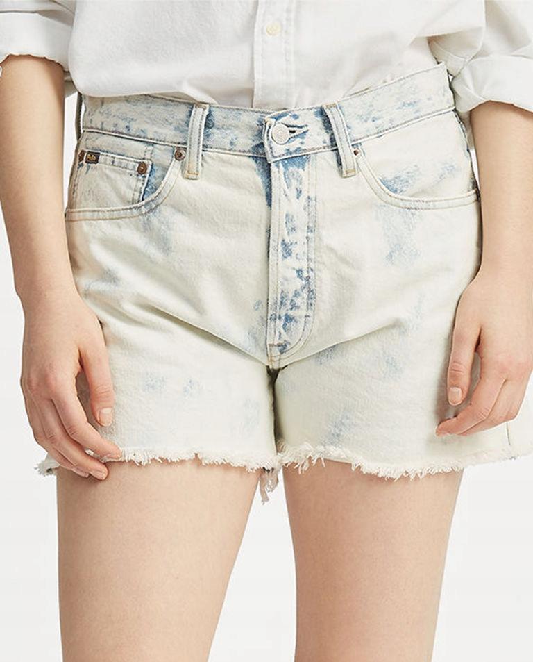 Ralph Lauren spodenki jeans 27
