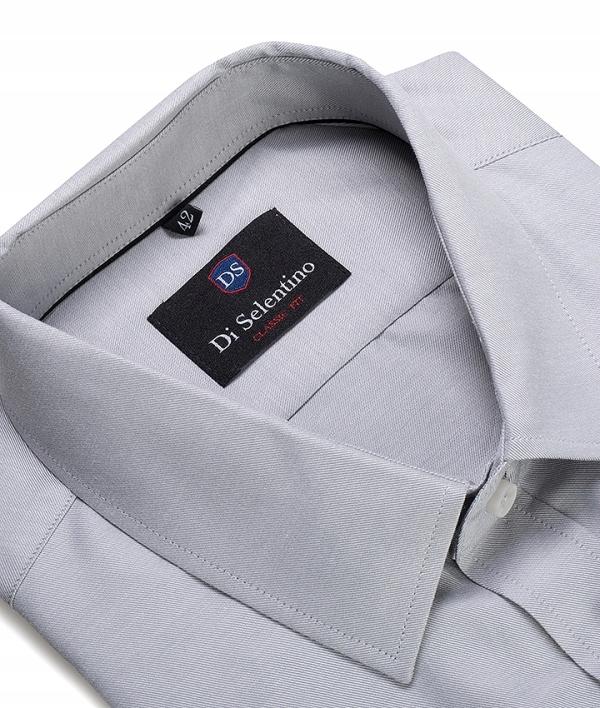 Koszula Męska Dla Otyłych Klasyczna Spinki 3XL 7659254438  Y2NZ2