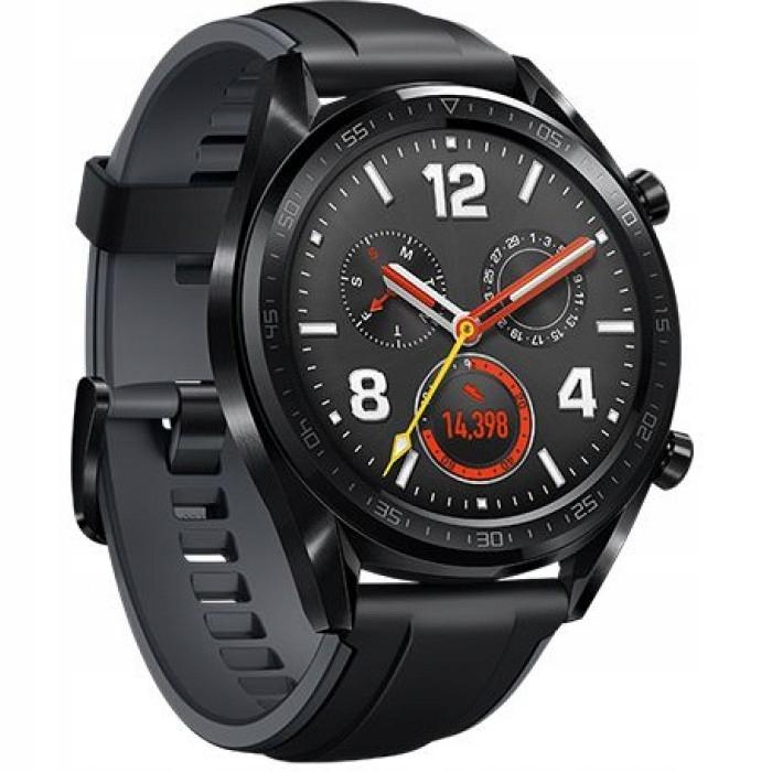 Huawei Watch GT FTN B19 Hybrydowy Czarny